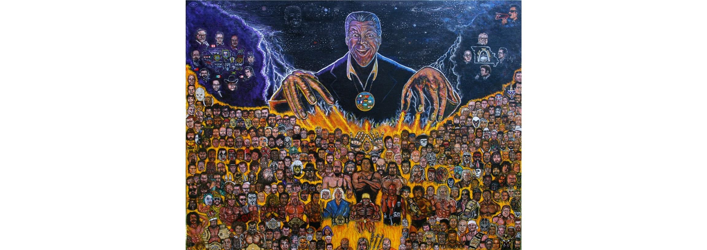 Icons of wrestling art 1